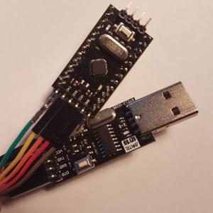 Arduino IDE setup for ATmega328P