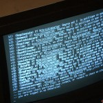A Minitel terminal running Linux and the TTYtter Twitter client (believekevin/Flickr)